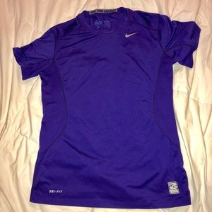 Men's Nike Pro Combat Fitted Tee